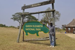 Queen Elizabeth Safaris